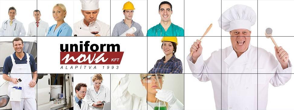 Uniform-Nova Munkaruházati és Védőfelszerelési Kft. - Divatba jött a ... 518c29638b