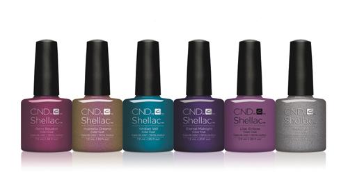 CND™ Shellac™ tartós körömlakk