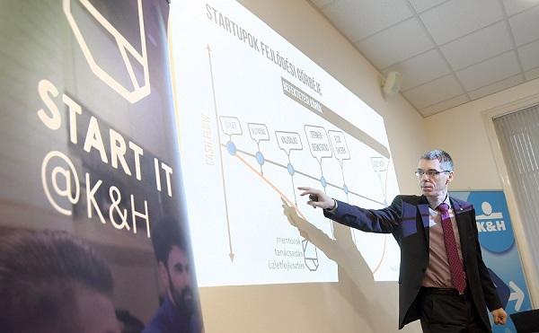 Tovább bővült Start it @K&H inkubátorprogram