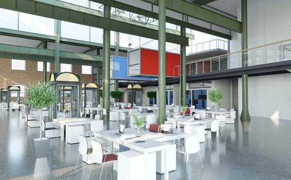Közép-Kelet Európa egyik legnagyobb startup közösségi irodája nyílik meg
