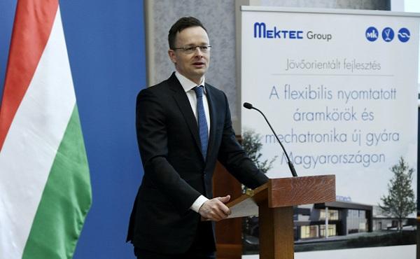 Bővíti péceli üzemét az Enmech Hungary Kft.