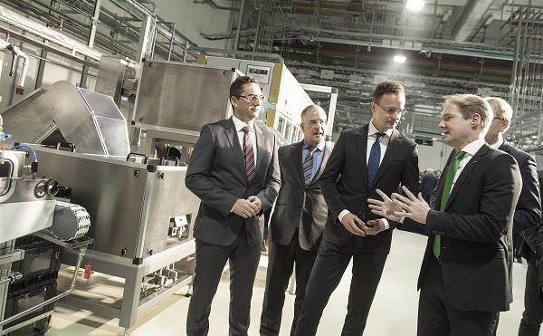 Az FAG debreceni új beruházása 500 új munkahelyet hozott létre