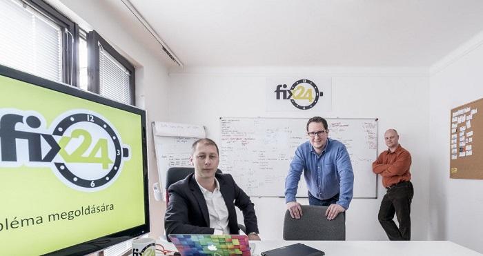 Nemzetközi terjeszkedést készít elő a Fix24.hu