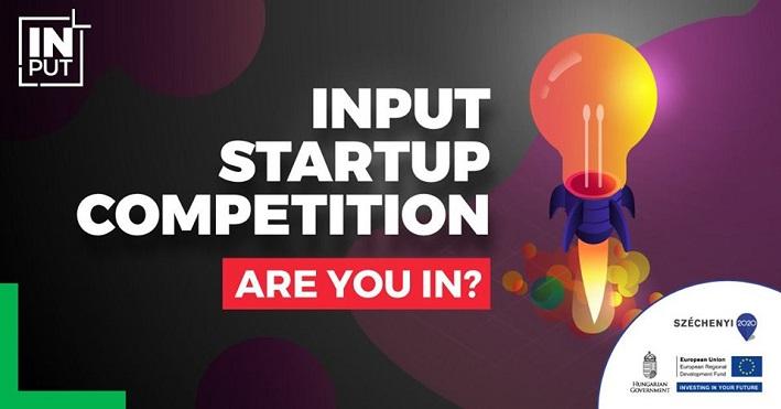 Startup versenyt indít az Input program