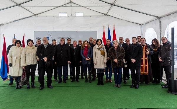 Élelmiszer- és táplálékkiegésztő üzem épül a szabolcsi Nagykállóban - fotók: https://frissmedia.hu/