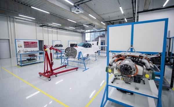 Hamarosan elkészül a Magnus Aircraft Zrt. kompozitelem-gyártó üzeme