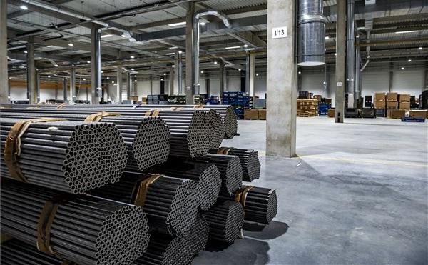 Háromszorosára bővítette a japán rugógyártó NHK Spring Hungary tatai üzemét