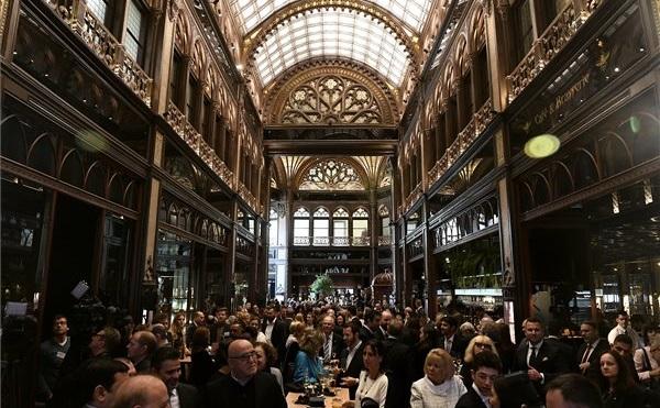 Megnyílt a Párisi Udvar Hotel Budapest szálloda
