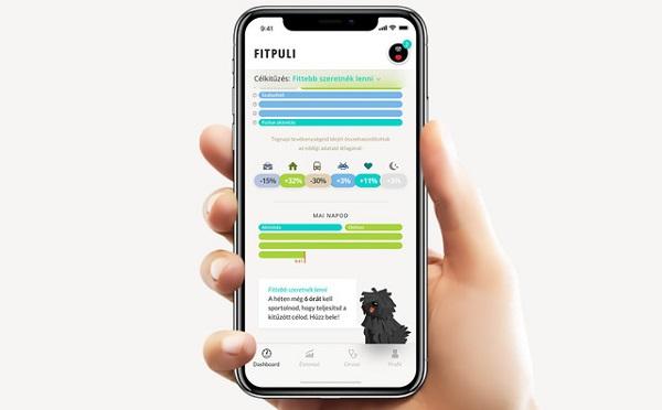 A Fitpuli nyerte a 2019-es Startup Innovációs Díjat