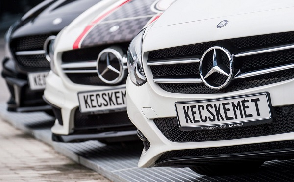 50 milliárd forintos beruházást valósít meg Kecskeméten a Mercedes-Benz